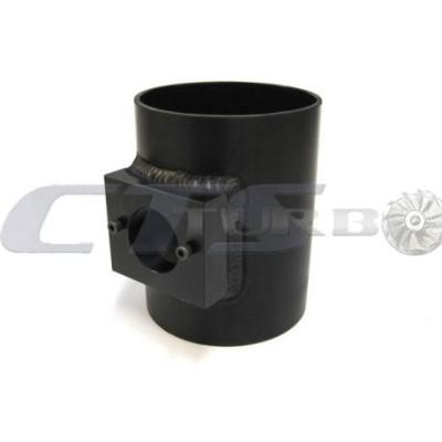 Support de débitmètre CTS Turbo 100mm pour VW Golf 4 V6, R32 / Golf 5 R32