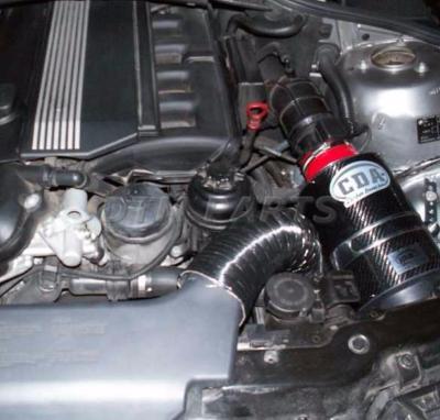 Auto: pièces détachées Boite à air BMC CDA Carbone BMW e46 330i 330ci Filtres à air
