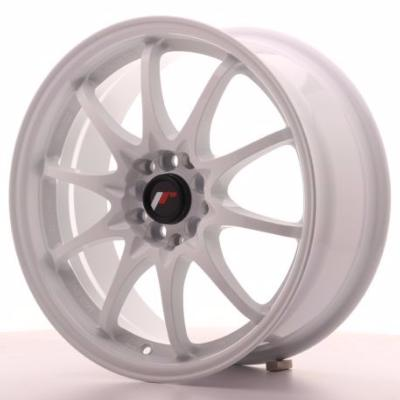 "Jante alu Japan Racing JR-5 17x7,5"" 5x100 / 5x114,3 ET35, blanc"